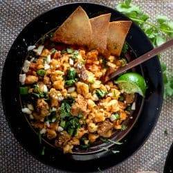 New Mexico Red Chile Posole