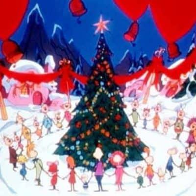 Ready for Christmas at Andersen Casa
