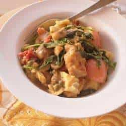 Mediterranean Chicken Stew… and A Journey