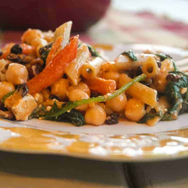 Pasta Salad with Kale