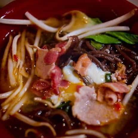 japanese noodles tsukemen