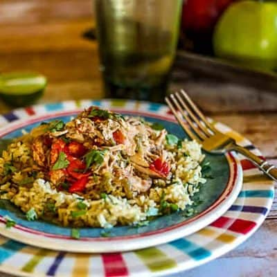 Slow Cooker Pork and Green Chile