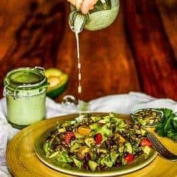 Cilantro-Jalapeno Ranch Dressing Recipe