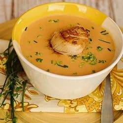 Irish Scallop Bisque