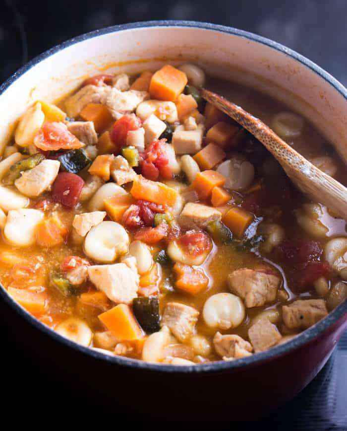 Peruvian Chicken Stew (Estofado de Pollo Peruano)