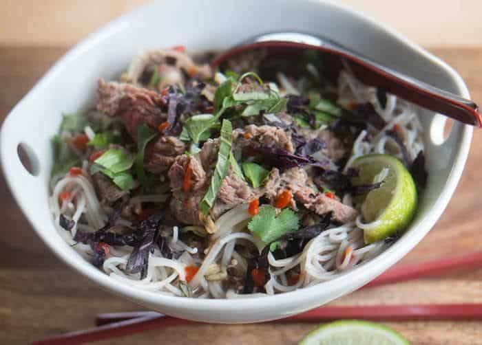 Pressure-Cooker Beef Pho - Beyond Mere Sustenance