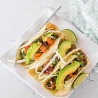 Fried Oyster Tacos With Citrus Salsa ~ For 2