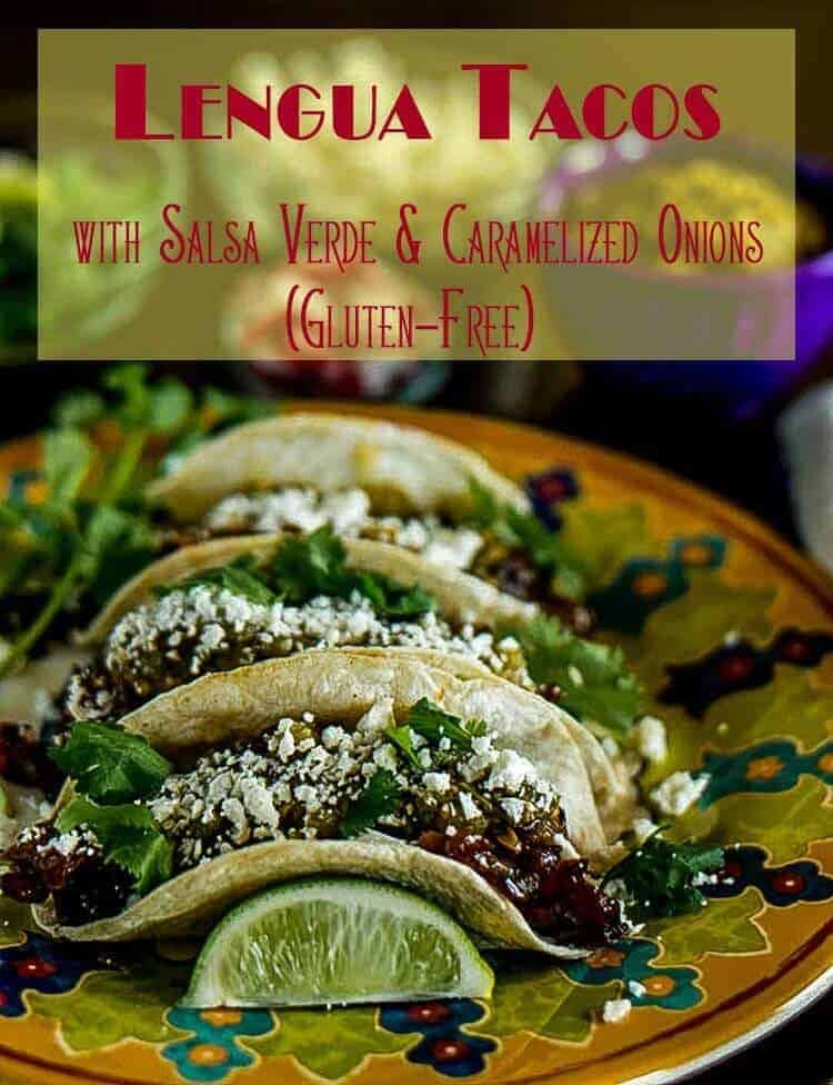 Lengua Tacos Short Pin