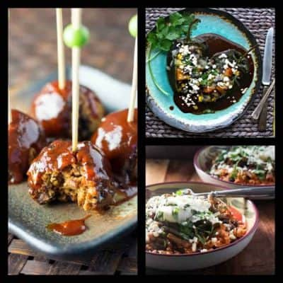 14 Protein-Rich Vegetarian Main Dishes