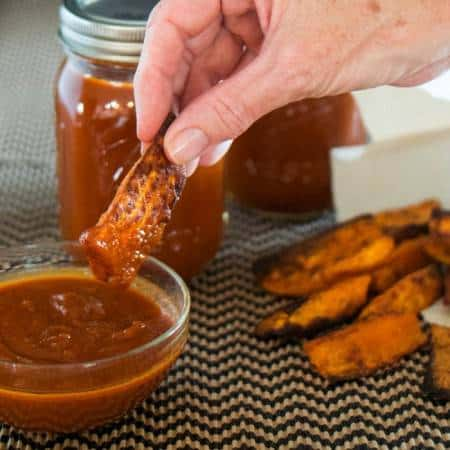 Cinnamon & Red Chile Healthy Ketchup Recipe