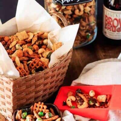 Deliciously Different Asian Party Mix