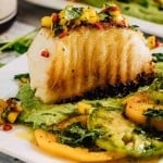 Mexican Grilled Sea Bass