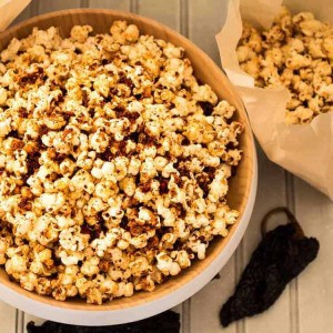 Ancho Bacon Kettle Corn