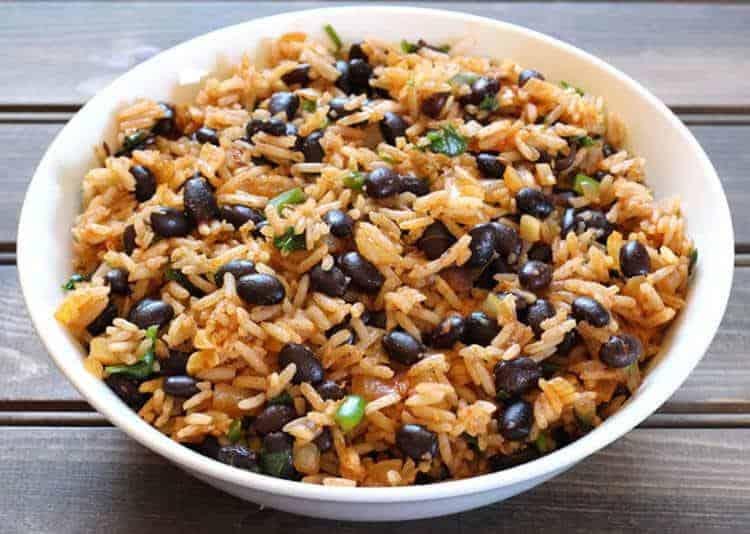 Black Beans Rice