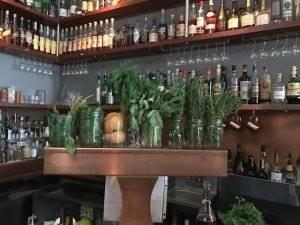 Savory Margarita THE Gin Join
