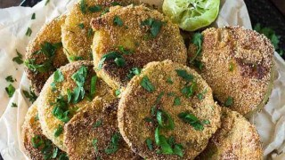 Mexican Fried Green Tomatoes