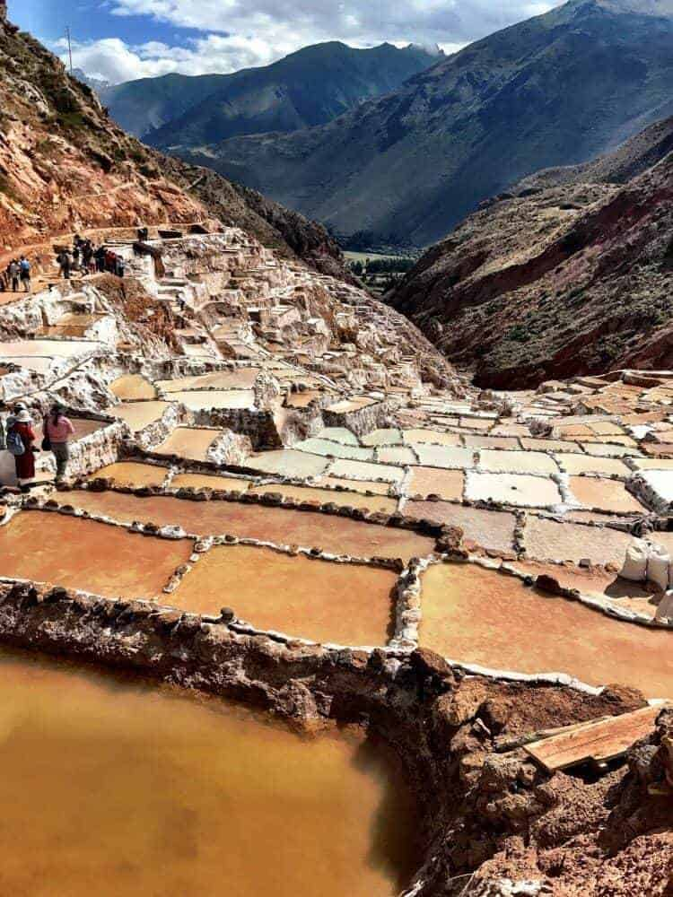 Salt Mines of Maras / www.beyondmeresustenance.com