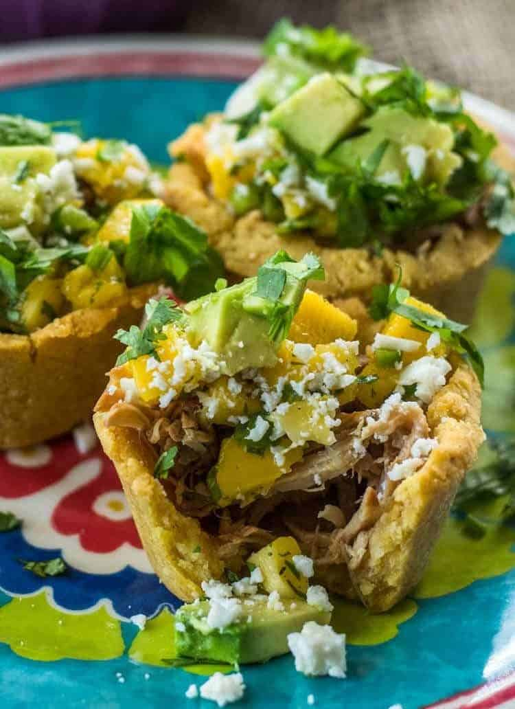 Mexican Sopes 2 Ways Close Up