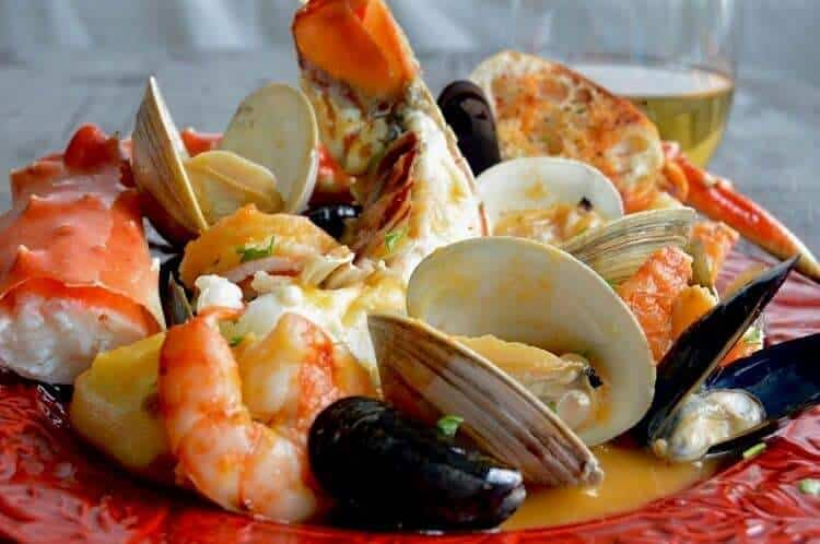 Fancy Bouillabaisse