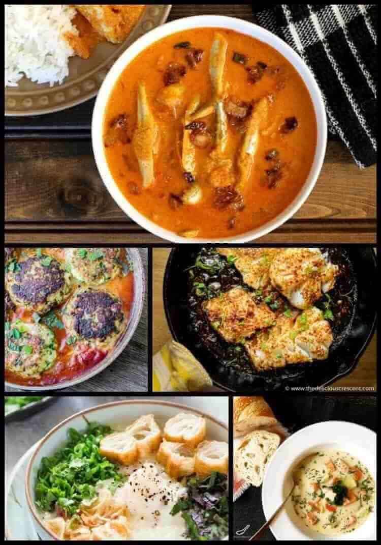 Global Fish Recipes Feature Image