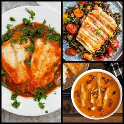20 Global Fish Recipes for Fall and Winter!