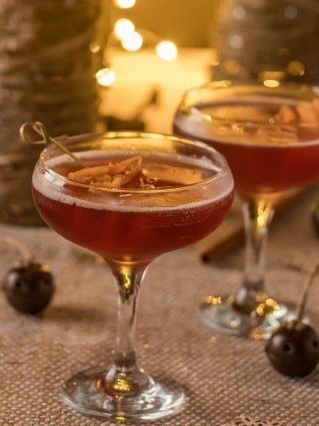 Mexican Manhattan or South-O-the-Border Sidecar Feature Image