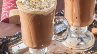 Mexican Boozy Hot Chocolate Recipe