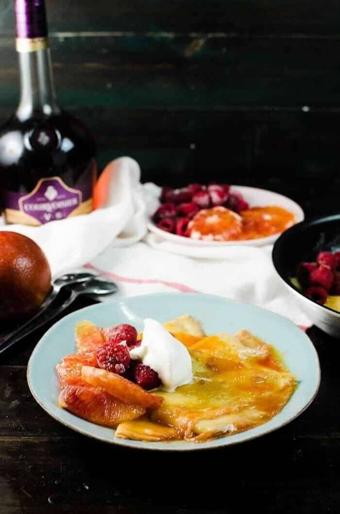 Blood-Orange-Crepe-Suzette-The-Flavor-Bender
