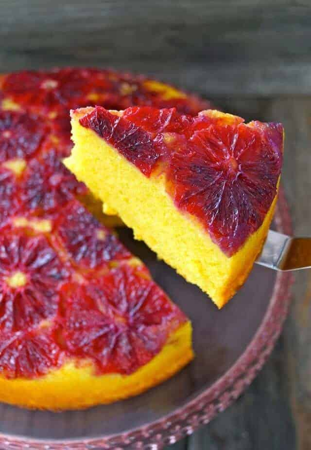 Blood-Orange-Turmeric-Upside-Down-Pound-Cake