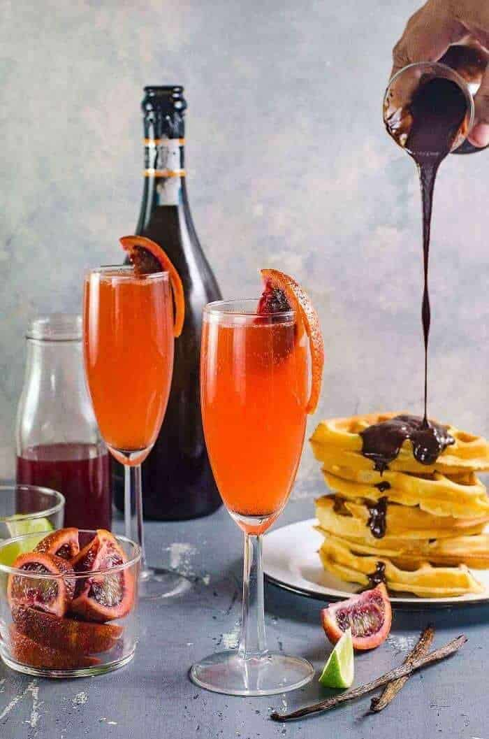 Gin-and-Blood-Orange-Mimosa-The-Flavor-Bender