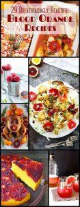 29 Breathtakingly Beautiful Blood Orange Recipes Long Pin