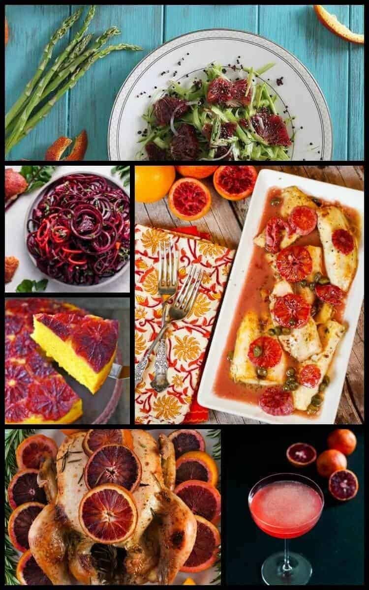 29 Breathtakingly Beautiful Blood Orange Recipes