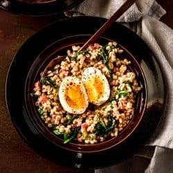 Instant Pot Barley: A Savory Breakfast