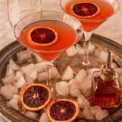 Orange Vesper Martini Recipe