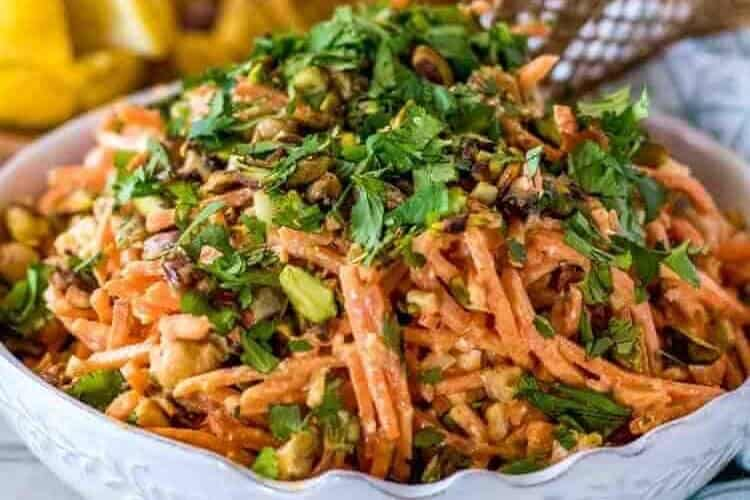 "<span class=""entry-title-primary"">Moroccan Carrot Salad with Chickpeas and Feta</span> <span class=""entry-subtitle"">Gluten Free 