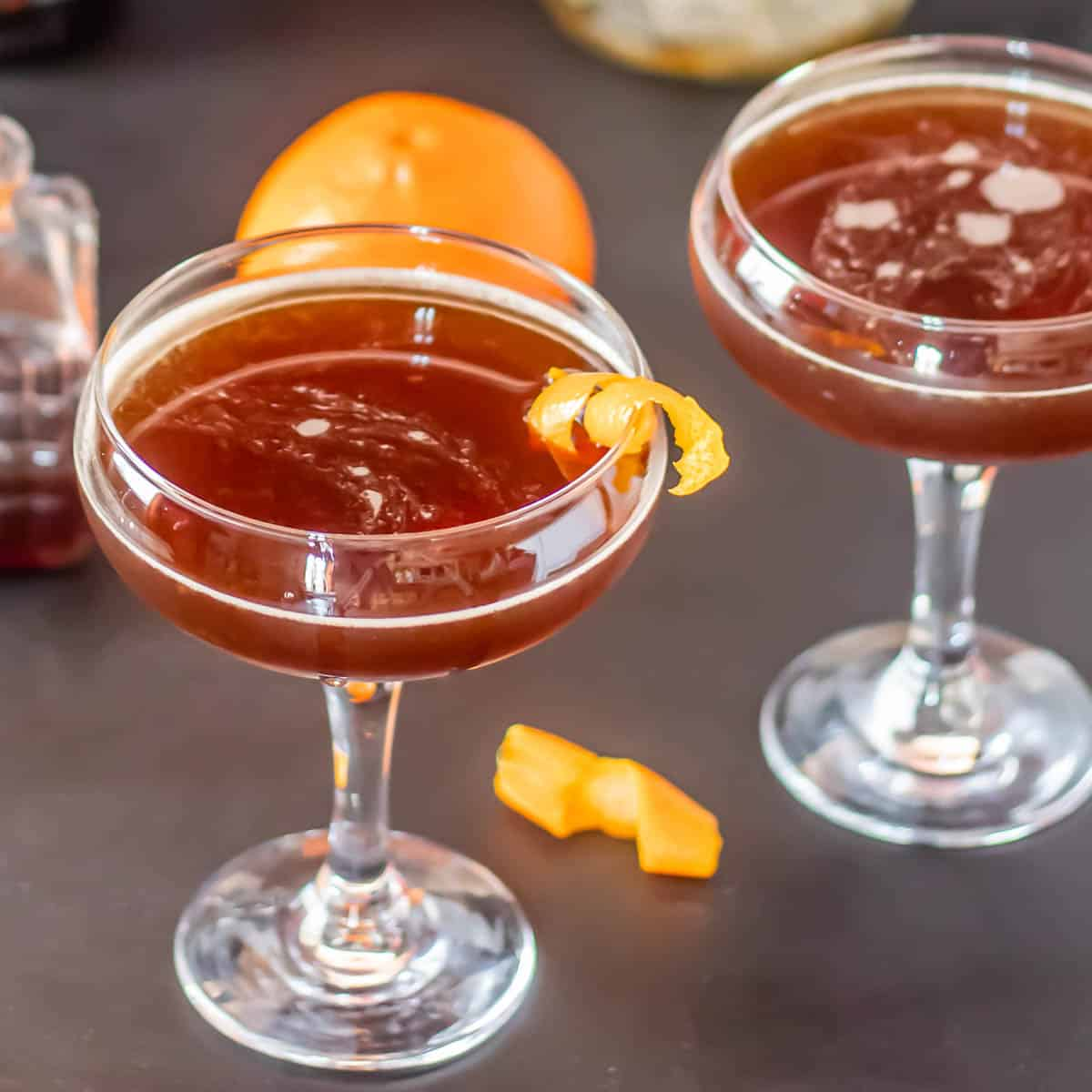 Mid-Summer's Night Cynar and Vermouth Cocktail