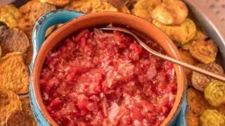 Fermented Peruvian Red Pepper Salsa