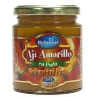 Belmont Aji Amarillo Hot Yellow Pepper Paste (7.5 oz/220 g)