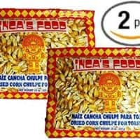 Inca's Food Maiz Cancha Chulpe 15 Oz (2-pack)