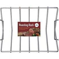 HIC Harold Import Co. 43188 Pro V-Shaped Wire Roasting Rack