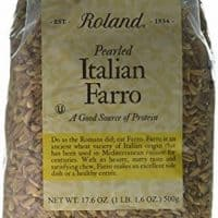 Roland Italian Farro, Pearled, 17.6 Ounce (Pack of 3)