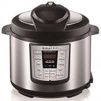Instant Pot LUX60V3 V3 6 Qt 6-in-1 Multi-Use Programmable Pressure Cooker