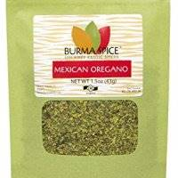 Mexican Oregano, Dried, Cut and Sifted, excellent for Mexican and Central American Cuisine, Kosher Certified (1.5oz.)