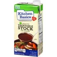 Kitchen Basic Vegetable Stock, 32 oz