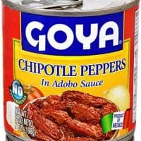 Goya Foods Chiles Chipotle Peppers, 7 Ounce