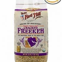 Bob's Red Mill Organic Cracked Freekeh, 16 Ounce (Pack of 4)