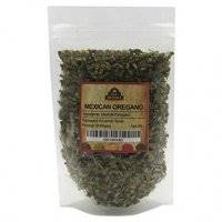 Mexican Oregano Dried Organic 3 oz Great For Mole, Enchiladas,Taco Seasoning, Tamales, Chili, Meats, Soups, Menudo, Carne by Ole Mission