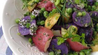 Italian Potato Salad Recipe • CiaoFlorentina