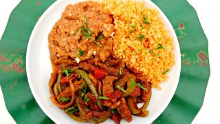 Steak Picado and Guide to Peppers