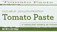 365 Everyday Value, Double Concentrated Tomato Paste, 5.3 oz